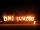 Galeria Dni ujazdu - teatr ognia